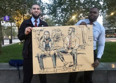 Large drawings performance