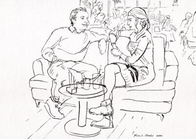Daily Diary Drawings